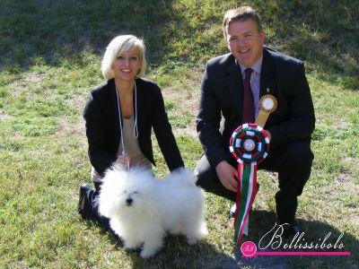 TKKE Special Show Hetti CAC BOB Specialiy Winner