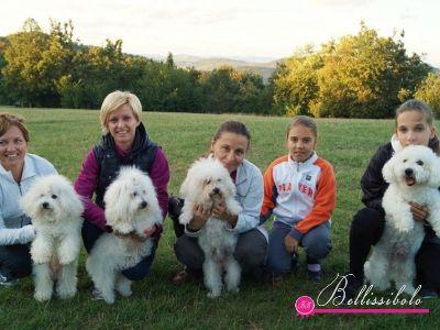 Alberto, Hetti, Alessandra and Maxi
